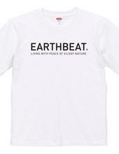 EARTHBEAT LOGO BLACK