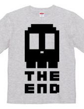 THE END (skull)