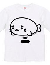 stuffed toy sea dog/しょんぼり/01