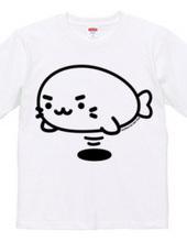 stuffed toy sea dog/やる気/01
