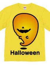 ハロウィン☆ゴーストちゃん/かぼちゃ?/04