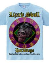 Lizard skull horoscope