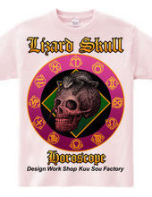 Lizard skull horoscope