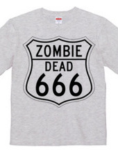 Road Sign of the Dead (Simple)