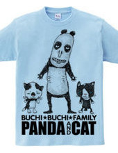 PANDA AND CAT