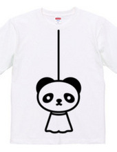 てるてるパンダ02