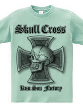 Skull Iron-Cross