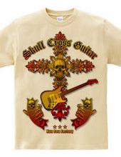Skull Cross Guitar