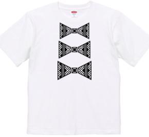 幾何学リボン