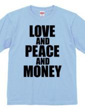 愛と平和と金