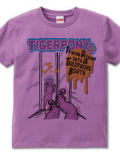 【TIGERPONY】telephone booth