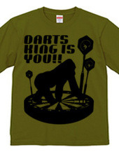 Darts Gorilla