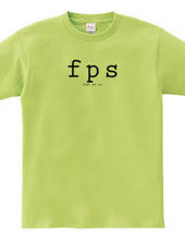 fps -frame per sec-