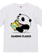 パンダと笹フレーク
