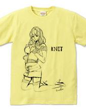 GIRLY KNIT ピンナップガール