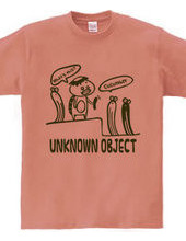 未知の物体