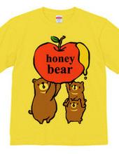 蜂蜜クマさん