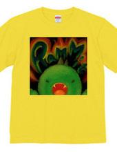 Dinosaur logo t-shirt