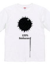 120percent biohazard