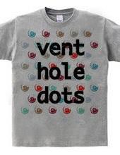 vent hole dots