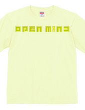 OPEN MIND front logo