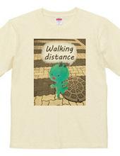 歩いて行ける距離