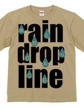 rain drop line