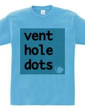 vent hole dots #002