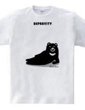 DEPRAVITY -black Ver.