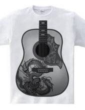 絡み龍ギター