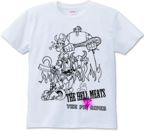 THE HELL MEATS vs THE PIG RIDER