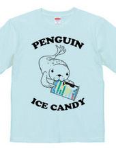 ヒョウアザラシとペンギンアイス