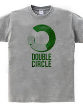 double circle_green