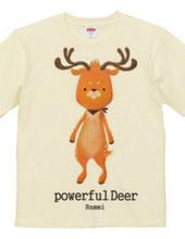The strongest deer