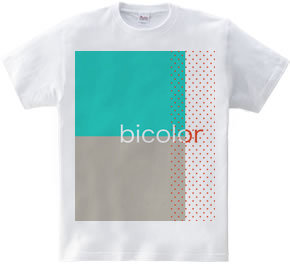 bicolor blocking