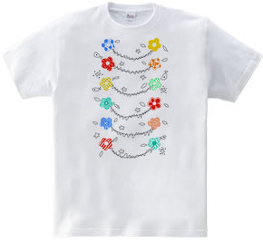 flower-chain