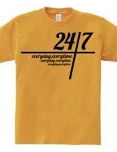 24/7-twenty-four seven-