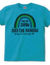 東日本大震災 被災地支援〜over the rainbow(虹)〜