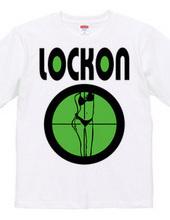 LOCK ON!!