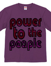 power to the peaple