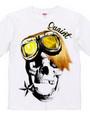 Goggle skull