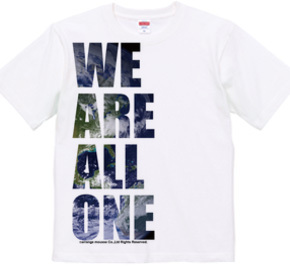 we are all one