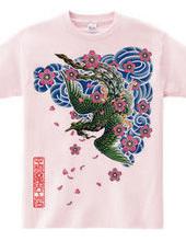 鳳凰桜吹雪