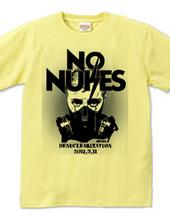 NO NUKES!!原発反対!!