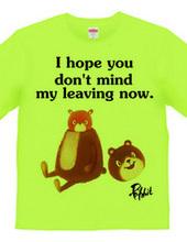 Bear in  bear