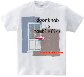 doorknob is ranblefish