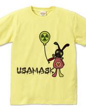 風船ウサマスク