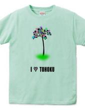 I♥TOHOKU