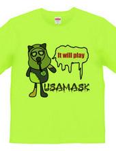 ネコマスク
