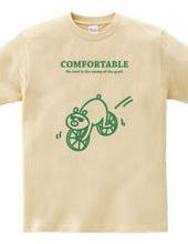 クマ自転車